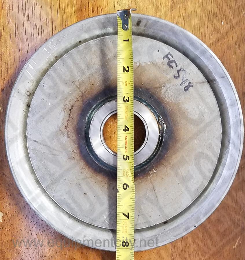 Rotary FC548 SPUN SHEAVE -  AR/SM/120/122