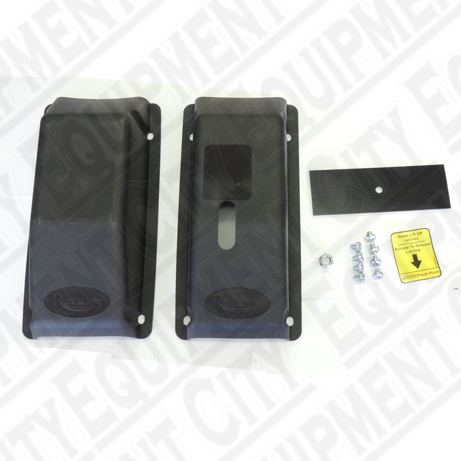Rotary GP1010 LATCH COVER KIT - Itemized