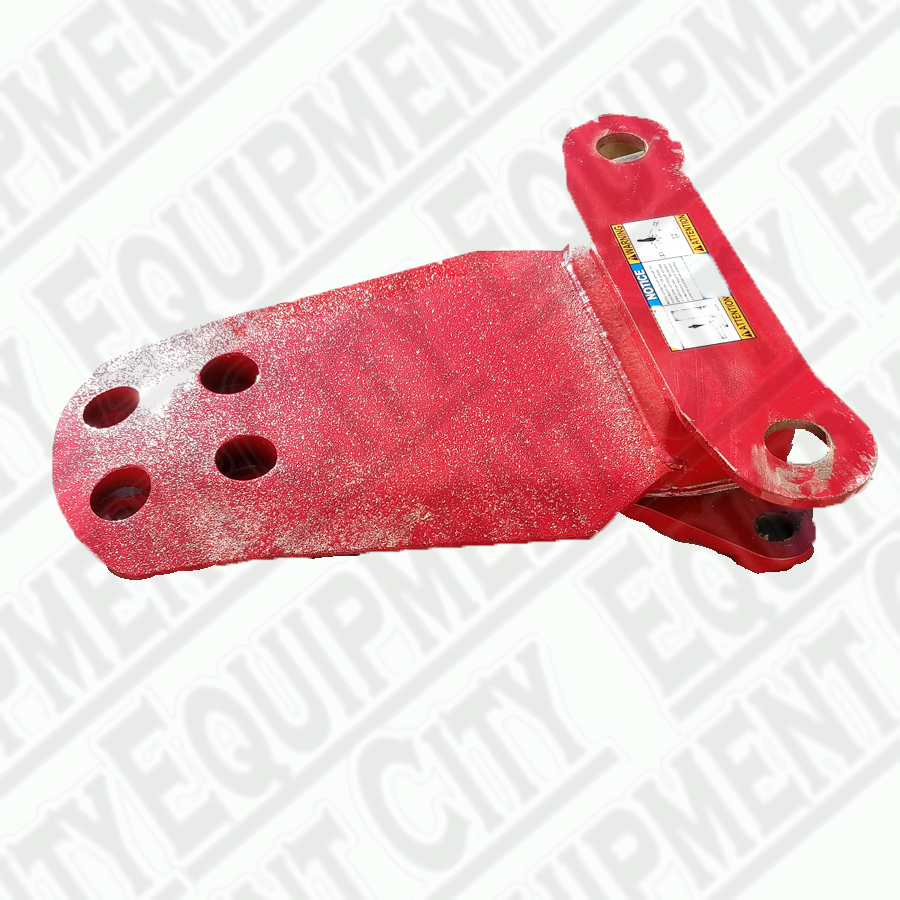 Rotary T110538RD Low Profile Yoke Drill(Painted Red)