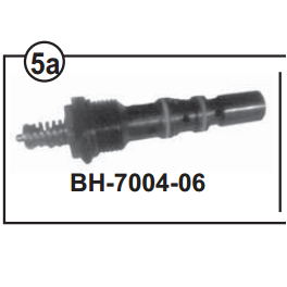 V-12 Lower Valve Assembly - V-12, BH-7004-06