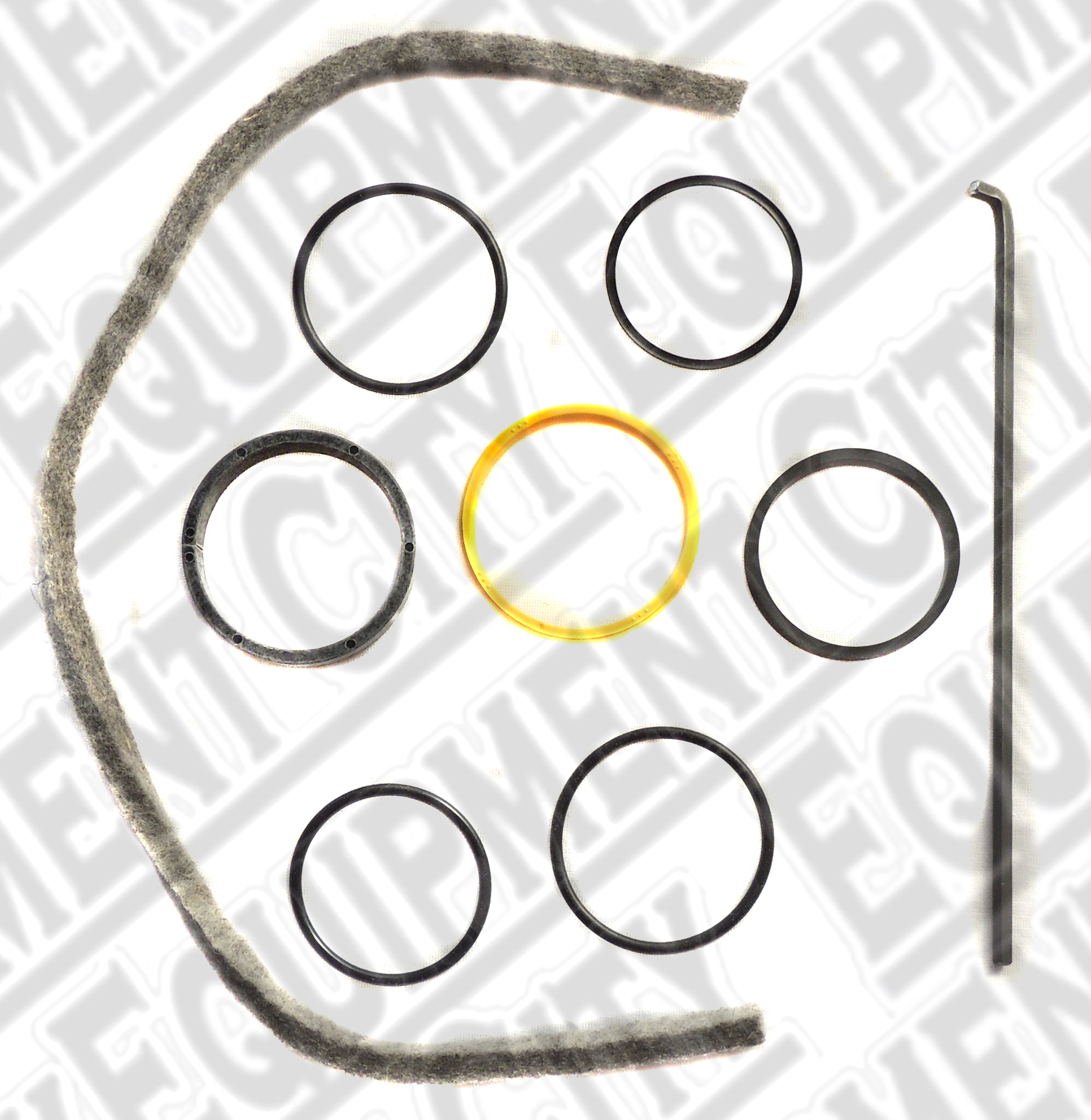 SVI BH-7100-77 Ammco-Ben Pearson Cylinder Seal Kit 82803