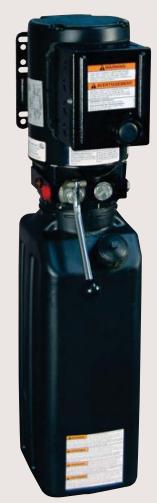 SVI BH-7006A-20  Power Unit,  208-230 VAC, 2HP, 1PH 3450RPM, 2900PSI