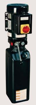 SVI BH-7006-03-21  Power Unit,  208-230/460 VAC, 2HP, 3PH 3450RPM, 3450 PSI