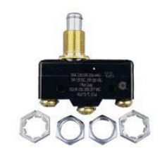 Rotary P461-2 MICROSWITCH