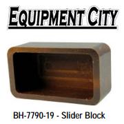 Replacement glider slide block 2-0772