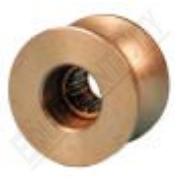 BH-7790-32 - Wheeltronics Slack Lock Cable Roller Wheel 1-0766