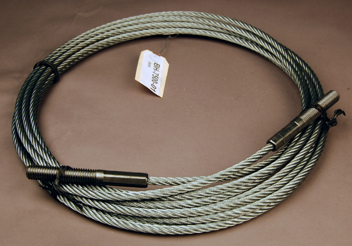 SVI BH-7500-01 Equalizer Cable Assembly 24-foot-8.37 Inch - Replacement for Rotary FJ719-1