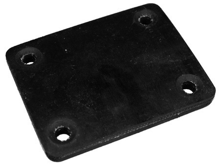 Rotary FJ6158-4 RUBBER PAD WITH HOLES COMPLETE