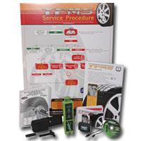 TIPS Tire Pressure Monitoring Master Kit