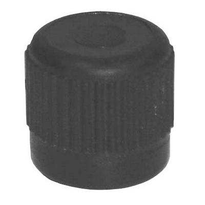 "AC115 TMR R12 BLACK LOW SIDE SERVICE 1/4"" FITTING (SMALLER) (3/8"