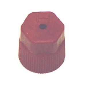 AC130 TMR R134A RED HIGH SIDE M8 X CAP HEX WITH HOLE
