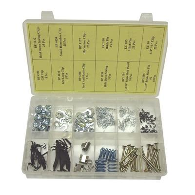 BPA349 TMR BRAKE HARDWARE ASSORTMENT (190 PCS)