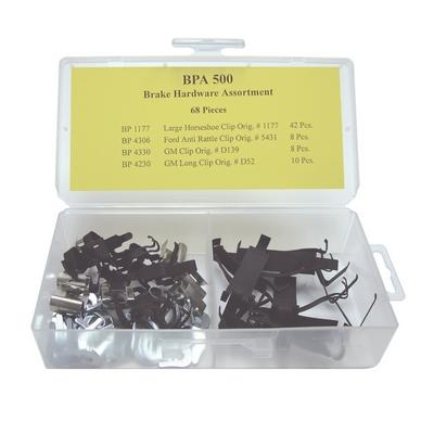BPA500 TMR BRAKE HARDWARE ASSORTMENT (68 PCS)