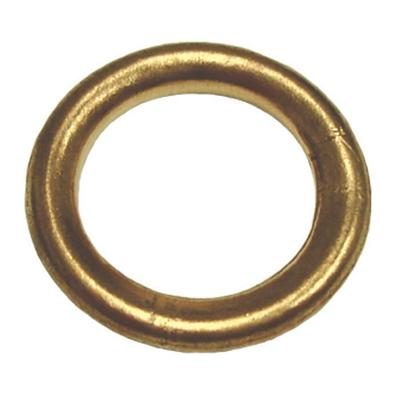 DP1-100 TMR CRUSHABLE COPPER GASKET 12MM (100 PER BAG)