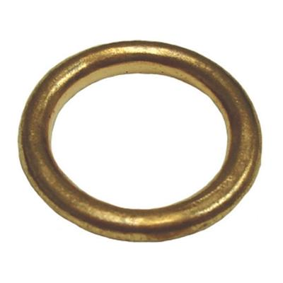 DP5-100 TMR CRUSHABLE COPPER GASKET 14MM (100 PER BAG)