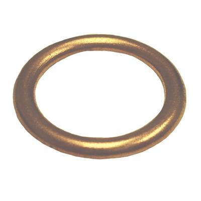 DP6939X-100 TMR CRUSHABLE COPPER GASKET 16MM (100 PER BAG)
