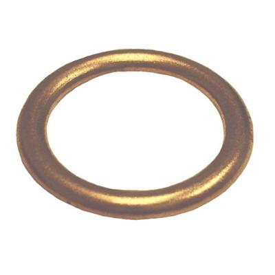 DP6942-100 TMR CRUSHABLE COPPER GASKET 18MM (100 PER BAG)