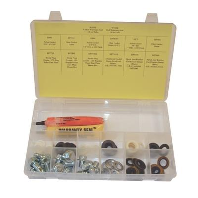 DP900 TMR DRAIN PLUG AND GASKET SERVICE KIT WITH WARRANTY SEAL (