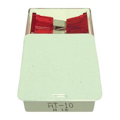 FUAT10BX TMR ATC / ATO 10 AMP BLADE FUSE (100 PER BOX - 20 BOXES