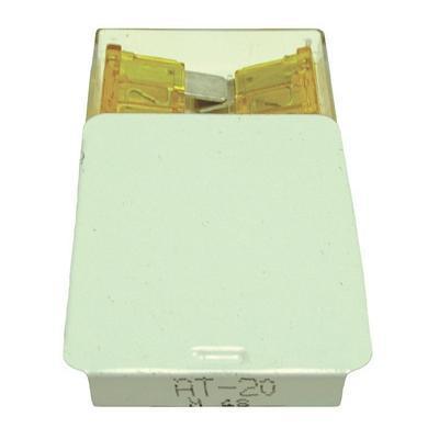FUAT20BX TMR ATC / ATO 20 AMP BLADE FUSE (100 PER BOX - 20 BOXES