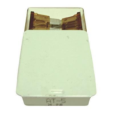 FUAT5BX TMR ATC / ATO 5 AMP BLADE FUSE (100 PER BOX - 20 BOXES O