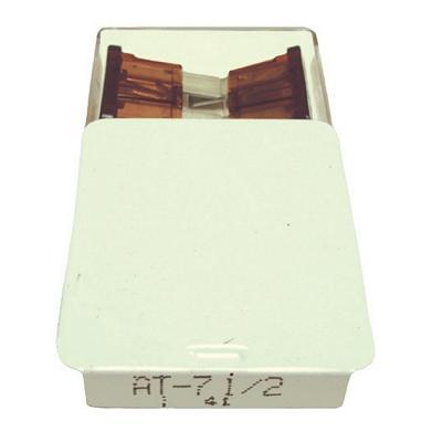 FUAT7.5BX TMR ATC / ATO 7.5 AMP BLADE FUSE (100 PER BOX - 20 BOX