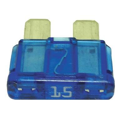 FUATC15-100 TMR ATC / ATO 15 AMP BLADE FUSE (100 PER BAG)