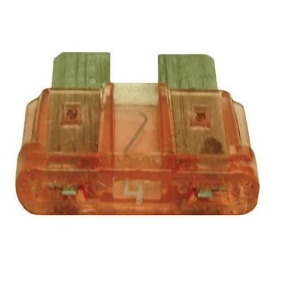 FUATC4-100 TMR ATC / ATO 4 AMP BLADE FUSE (100 PER BAG)