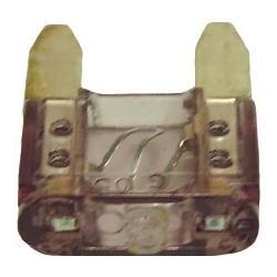 FUATM3-100 TMR MINI 3 AMP FUSE PURPLE (100 PER BAG)