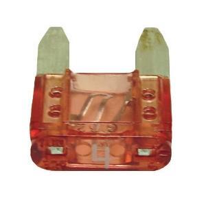 FUATM4-100 TMR MINI 4 AMP FUSE PINK (100 PER BAG)