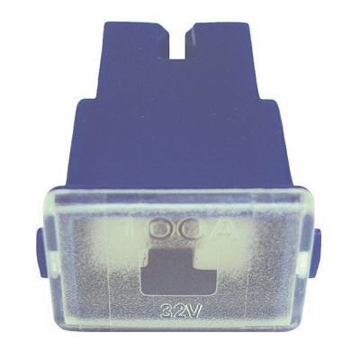 FUFLF100 FEMALE PAL 100 AMP FUSE BLUE(Bag of 10)