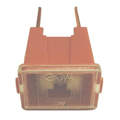 FUFLM30 TMR MALE PAL 30 AMP FUSE PINK(Bag of 10)