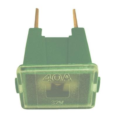 FUFLM40 TMR MALE PAL 40 AMP FUSE GREEN(Bag of 10)