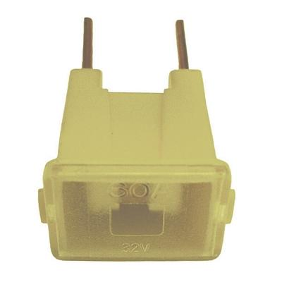 FUFLM60 TMR MALE PAL 60 AMP FUSE YELLOW(Bag of 10)