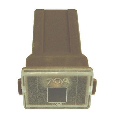 FUMIN70 MINI PAL 70 AMP FUSE BROWN(Bag of 10)