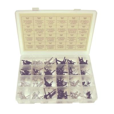 OPK38 TMR UNIVERSAL RIVET ASSORTMENT (263 PCS)