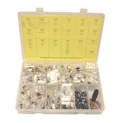 OPK875 TMR TPMS KIT ASSORTMENT 16 KITS FOR A TOTAL OF 118 KITS,