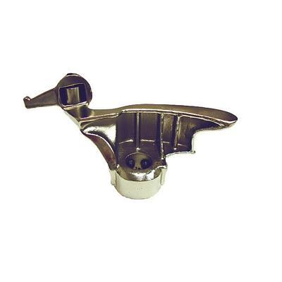 TC182788 TMR STAINLESS STEEL MOUNT / DEMOUNT HEAD WITH TAPERED HOLE