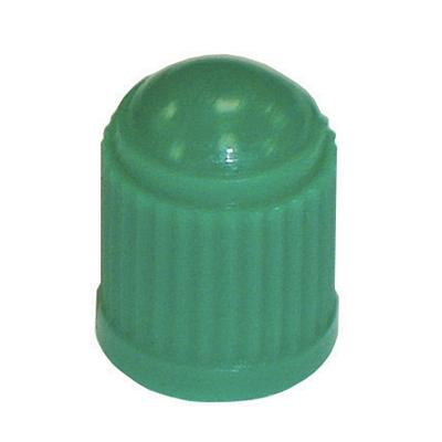 TI106 TMR GREEN PLASTIC CAP (NO O-RING) (100 PER BOX)