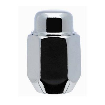 TI144 2 - PIECE ACORN CHROME LUG NUT(Bag of 50)