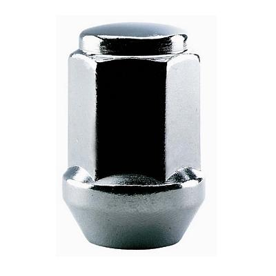 TI145 BULGE STYLE ACORN CHROME LUG NUT(Bag of 50)