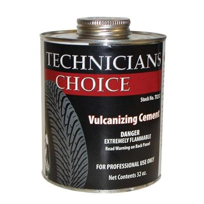 TI232-6 TMR CHEMICAL VULCANIZING CEMENT, FLAMMABLE 32 OZ (6 PER