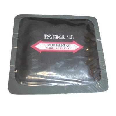 TI743 TMR DUAL CURE RADIAL REPAIR, 3 3/4 X 4 (10 PER BOX)