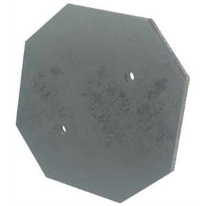 TMR LP602 Lift Pads for Challenger/VBM Round 5-7/8 x 5-7/8 x 1/4