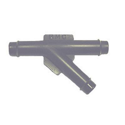 """VT488-100 TMR """"Y"""" VACUUM CONNECTOR 5/16"""" X 5/16"""" X 5/16"""" (100 PE"""