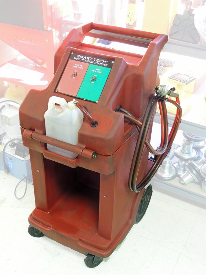 Used Smart-Tech Multi-Fluid Exchanger
