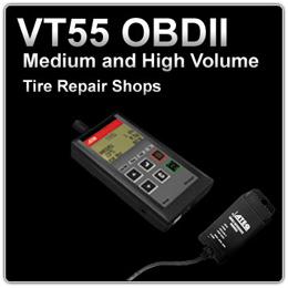 VT55 OBDII, TPMS Tool Kit