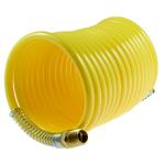 QSP 137-77 2.5'' Premium Coil Air Hose  swivel on each end  OEM Match for Hunter 137-77-2 |