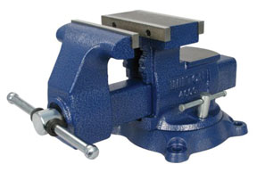 "Wilton 6.5"" REVERSIBLE BENCH VISE"