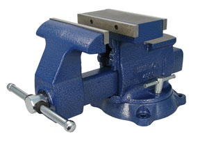 "Wilton 8"" REVERSIBLE BENCH VISE"